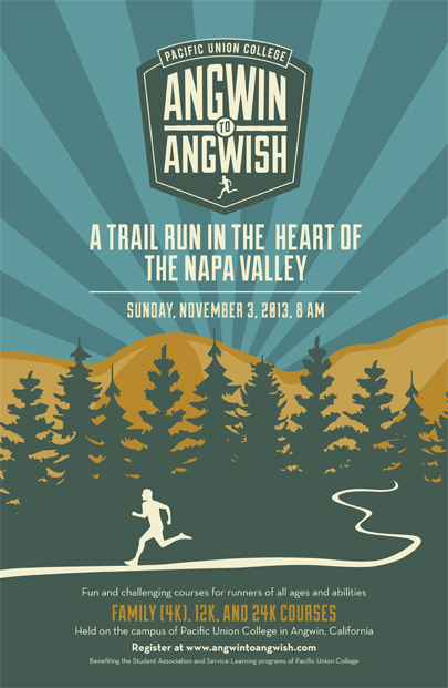Empire Runners Club - Angwin to Angwish Trail Run
